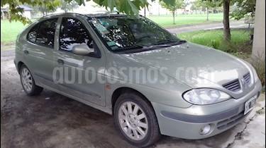 Foto venta Auto usado Renault Megane Bic 2.0 Sportway Cuero  (2003) color Verde precio $98.500