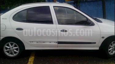 Renault Megane Classic L4,1.6i,16v S 2 1 usado (2003) color Blanco precio u$s1.200