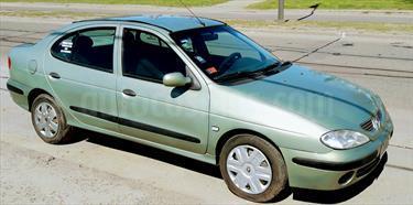 Foto venta Auto Usado Renault Megane Tric 1.6 Expression GNC (2004) color Verde Agua precio $99.900