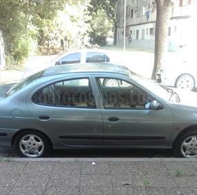 Foto venta Auto usado Renault Megane Tric RXE (1998) color Gris precio $85.000