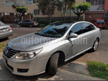 Foto venta Auto Seminuevo Renault Safrane Dynamique (2011) color Plata precio $149,000
