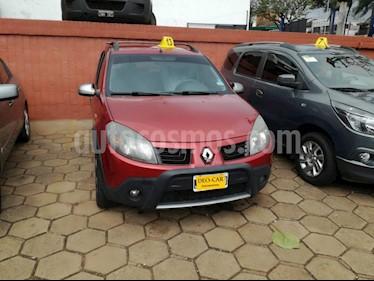 Foto venta Auto Usado Renault Sandero Stepway 1.6 16v - Serie Limitada (2010) color Rojo precio $210.000
