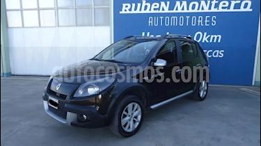 Foto venta Auto Usado Renault Sandero Stepway 1.6 16v. Confort (2011) color Negro precio $270.000
