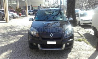 Foto venta Auto Usado Renault Sandero Stepway 1.6 Confort (2013) color Negro Nacre