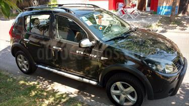 Foto venta Auto Usado Renault Sandero Stepway 1.6 Confort (2011) color Negro precio $190.000