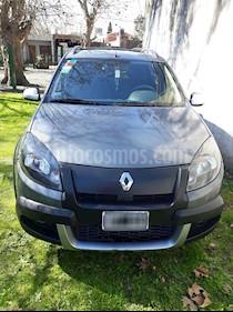 Foto venta Auto Usado Renault Sandero Stepway 1.6 Expression (2013) color Gris Estrella precio $240.000