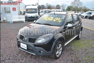 Foto venta Auto Usado Renault Sandero Stepway 1.6 Luxe (2010) color Negro precio $220.000