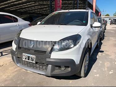 Foto venta Auto Usado Renault Sandero Stepway 1.6 Privilege Nav 105cv (2014) color Blanco precio $270.250