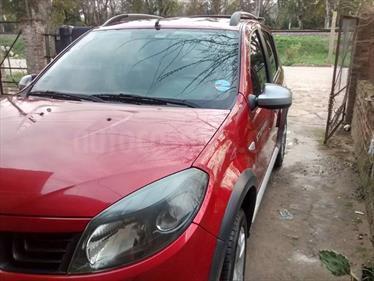 Foto venta Auto Usado Renault Sandero Stepway 1.6 Serie Limitada (2010) color Rojo Fuego precio $170.000