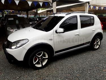 Foto venta Carro Usado Renault Sandero Stepway 1.6L (2011) color Blanco precio $29.000.000