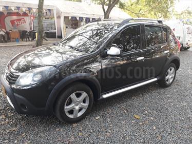 Renault Sandero Stepway 1.6L usado (2011) color Negro precio $27.000.000