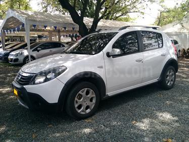 Foto venta Carro Usado Renault Sandero Stepway Dynamique (2012) color Blanco precio $30.000.000