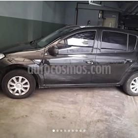 Foto venta Auto usado Renault Sandero 1.6 Confort (2011) color Negro precio $195.000