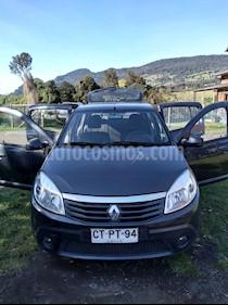 Renault Sandero 1.6 Dynamique AA  usado (2011) color Azul precio $4.200.000