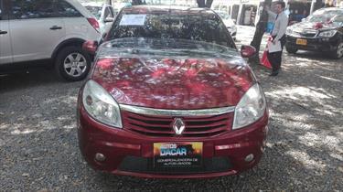 Renault Sandero 1.6 Dynamique Mec 5P usado (2011) color Rojo precio $23.500.000