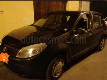Foto venta Auto usado Renault Sandero 1.6 Expression AA  (2011) color Negro precio $3.980.000
