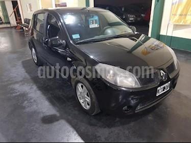 Foto venta Auto Usado Renault Sandero 1.6 Get Up (2011) color Negro precio $195.000