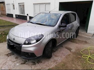 Foto venta Auto usado Renault Sandero 1.6 GT Line (2014) color Gris Claro precio $185.000