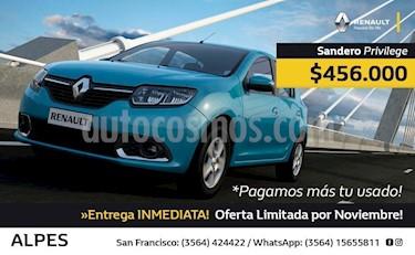 Foto venta Auto Usado Renault Sandero 1.6 GT Line (2018) precio $456.000