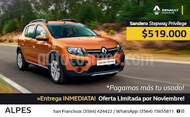 Foto venta Auto Usado Renault Sandero 1.6 GT Line (2018) precio $519.000