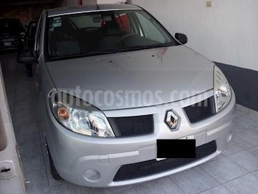 Foto venta Auto Usado Renault Sandero 1.6 N 16v. Confort (2010) color Gris precio $149.900