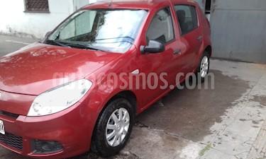 Foto venta Auto Usado Renault Sandero 1.6 Pack Plus (2012) color Bordo precio $185.000