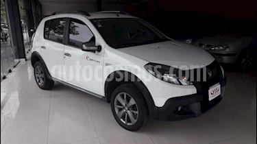 Foto venta Auto Usado Renault Sandero 1.6 Pack (2012) color Blanco precio $225.000
