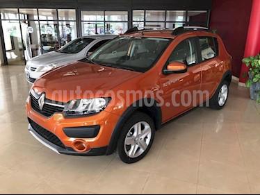Foto venta Auto usado Renault Sandero 1.6 Pack (2018) color Naranja precio $465.000