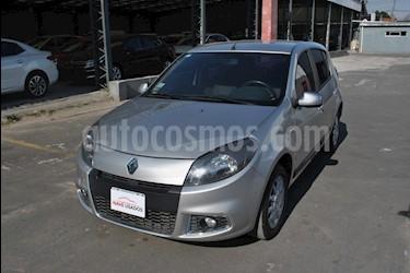 Foto venta Auto Usado Renault Sandero 1.6 Privilege Nav 105cv (2014) color Gris Claro precio $258.000