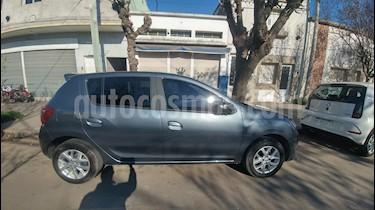 Foto venta Auto usado Renault Sandero 1.6 Privilege Nav (2017) color Gris Acero precio $389.000