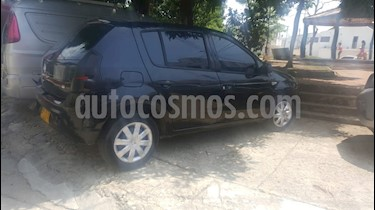 Renault Sandero Authentique Plus usado (2013) color Negro precio $22.000.000