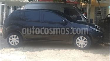 Foto venta Carro usado Renault Sandero Authentique (2013) color Negro precio $22.000.000