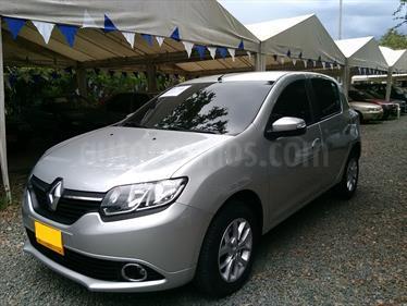 Foto venta Carro usado Renault Sandero Automatique  (2017) color Gris Estrella precio $41.000.000
