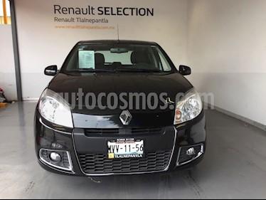 Foto venta Auto Seminuevo Renault Sandero Dynamique Aut (2015) color Negro Nacarado precio $155,000