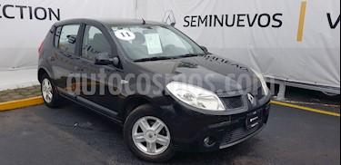 Foto venta Auto Usado Renault Sandero Dynamique (2011) color Negro precio $90,000