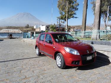 Renault Sandero Expression 1.6L usado (2012) color Rojo precio u$s8,469