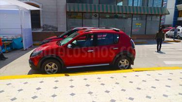 Renault Sandero Expression 1.6L usado (2014) color Rojo Vivo precio u$s8,770