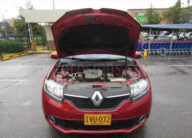 Renault Sandero Expression Plus usado (2016) color Rojo Fuego precio $29.000.000