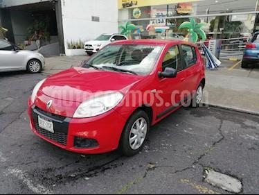 Foto venta Auto Seminuevo Renault Sandero Expression  (2014) color Rojo precio $110,000