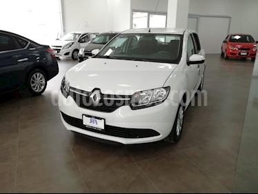 Foto venta Auto Seminuevo Renault Sandero Expression (2017) color Blanco precio $153,000