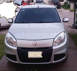 Foto venta Auto Seminuevo Renault Sandero Expression (2012) color Plata precio $78,000
