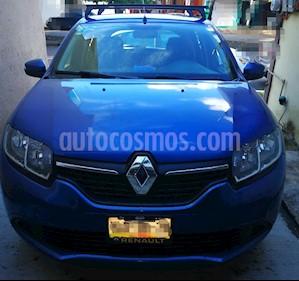 Foto venta Auto Seminuevo Renault Sandero Expression (2017) color Azul precio $138,000