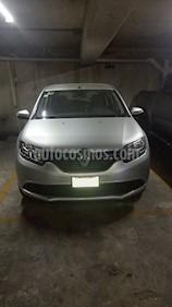Foto venta Auto Seminuevo Renault Sandero Expression (2017) color Plata precio $148,650