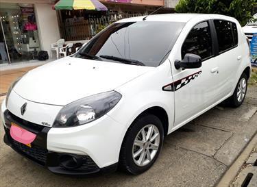 Renault Sandero GT usado (2013) color Blanco precio $25.500.000
