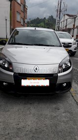 Renault Sandero GT usado (2016) color Plata precio $31.000.000