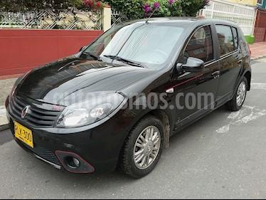 foto Renault Sandero GT usado (2011) color Negro precio $26.900.000