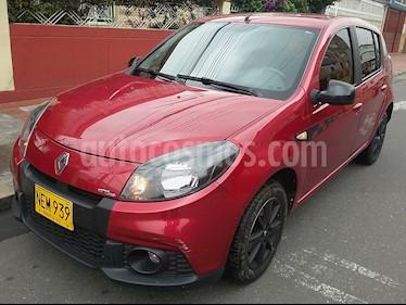Foto venta Carro usado Renault Sandero GT (2013) color Rojo precio $28.500.000