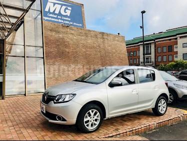 Foto venta Carro usado Renault Sandero Intens Aut  (2018) color Plata Reflex precio $37.900.000