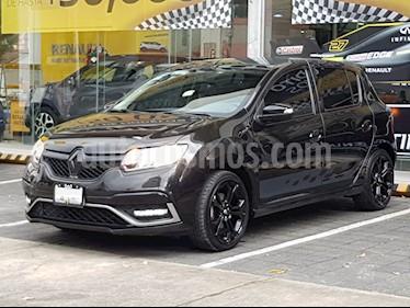 Foto venta Auto Seminuevo Renault Sandero R.S. 2.0L (2017) color Negro Nacre precio $224,000