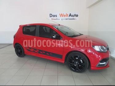Foto venta Auto Seminuevo Renault Sandero R.S. 2.0L (2017) color Rojo Vivo precio $184,995